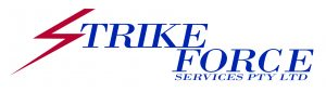 Strikeforce Services Logo